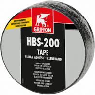 GRIFFON HBS-200 tape op rubber basis 7.5 x 5 meter