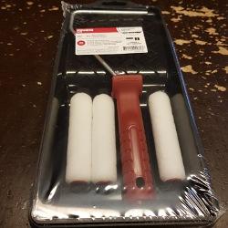 Anza Lakset 2+1 gratis 3 mini Anza Viltrollers 10 cm