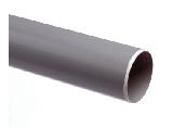 Wavin PVC buis dikwandig 4 meter 90x84mm lengte=4m, prijs=per meter grijs