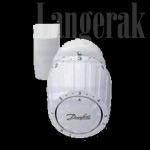 Danfoss thermostaatkop voeler op afstand capillair 2 m RA 2982