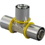 T-stuk 20 mm Uponor GAS