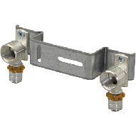 Uponor Gemini Compleet 16mm x 1/2 bi.dr. 150mm