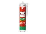Griffon poly max high tack express 435g koker crystal clear
