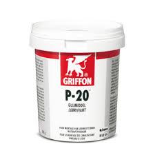 Griffon glijmiddel P20 800 gram