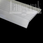 IKO Nebiprofa RV dakrandprofiel aluminium 50mm lengte=2.5m, prijs= per meter