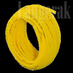 Viega Pexfit PE-mantelbuis v. fosta G-buis 16x25mm rol=50m prijs=per meter geel