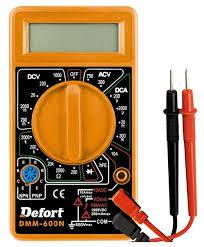 Multimeter Digitaal BC met kabel