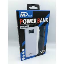 NoCrap Powerbank t.b.v. 4 telefoons met led display