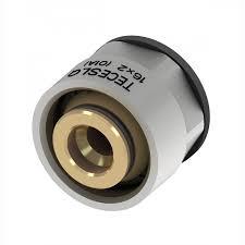 Tece 14 MS Overgangskoppeling - Alupex buis 14mm x 3/4 knel/Euro-conus