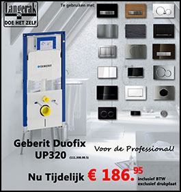 Geberit Duofix Up320 Aanbieding.Channel4you Bij Langerakdoehetzelf